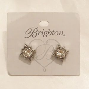 NWT Brighton Halo Swing Post Earrings